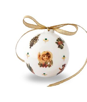 Vintage Christmas Bauble, fig. 1