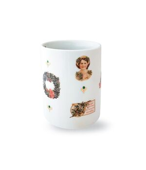 Porcelain Mug - Vintage Christmas, fig. 3