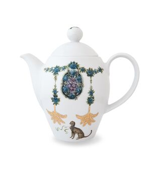 Teapot - Panther, fig. 1
