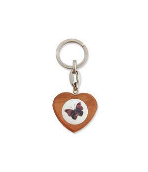 Butterfly Key Ring, fig. 1