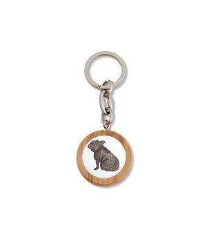 Dog Key Ring, fig. 1