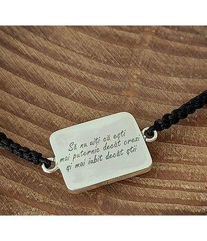 Customized monogram bracelet, fig. 2