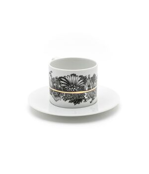 Cup & Saucer, fig. 2