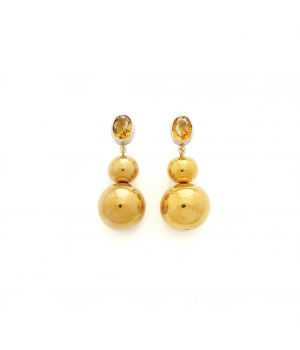 """The Journey"" Sphere Earrings: Limited Edition, fig. 1"