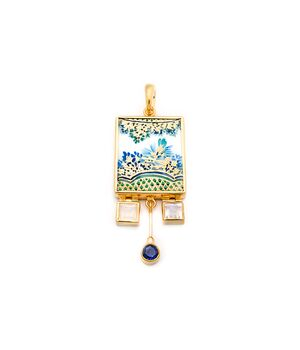 Pendant: Small Series, fig. 1