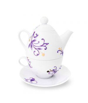 Tea For One, fig. 2