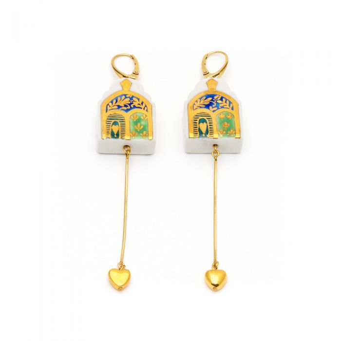 """""""The Journey"""" Chain Earrings: Limited Edition, fig. 1"""