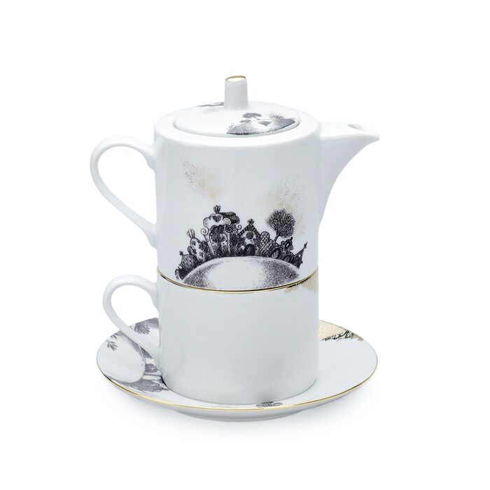 Tea For One, fig. 1
