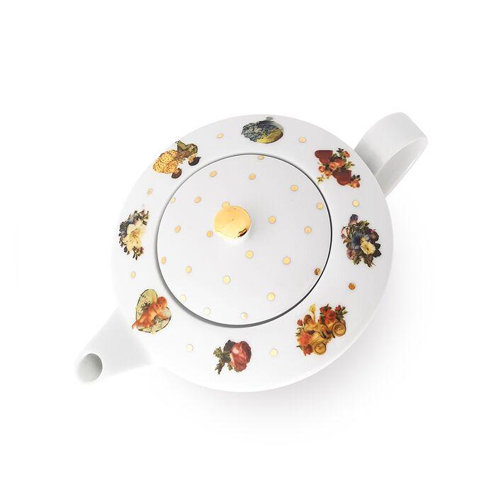 Teapot, fig. 2