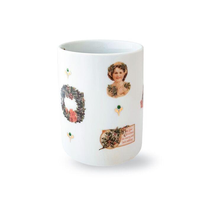 Porcelain Mug - Vintage Christmas, fig. 3