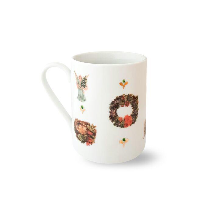 Porcelain Mug - Vintage Christmas, fig. 2