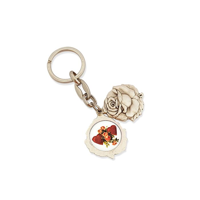 Hearts Key Rings, fig. 1
