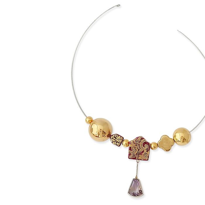 """""""The Journey"""" Statement Necklace: Limited Edition, fig. 2"""
