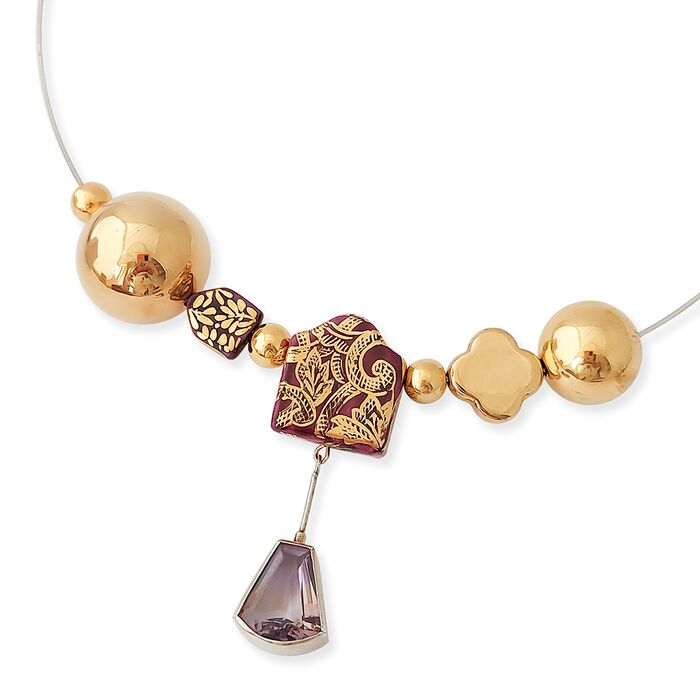 """""""The Journey"""" Statement Necklace: Limited Edition, fig. 1"""