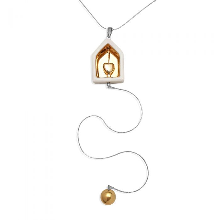 Duo House Necklace, fig. 2