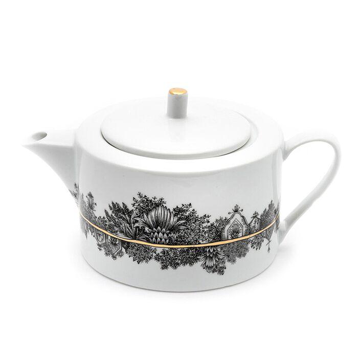 Teapot, fig. 1