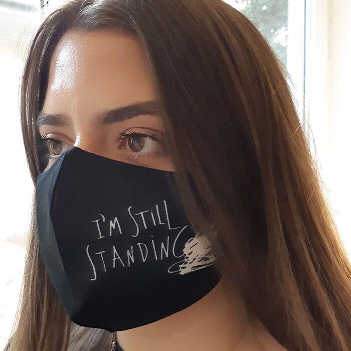 Women mask - I'm still standing, fig. 2